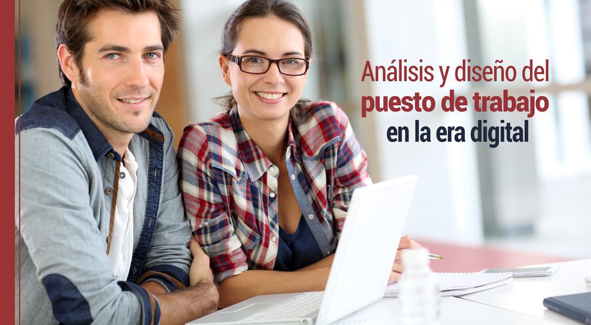 puesto-trabajo-digital Análisis y diseño del puesto de trabajo en la era digital