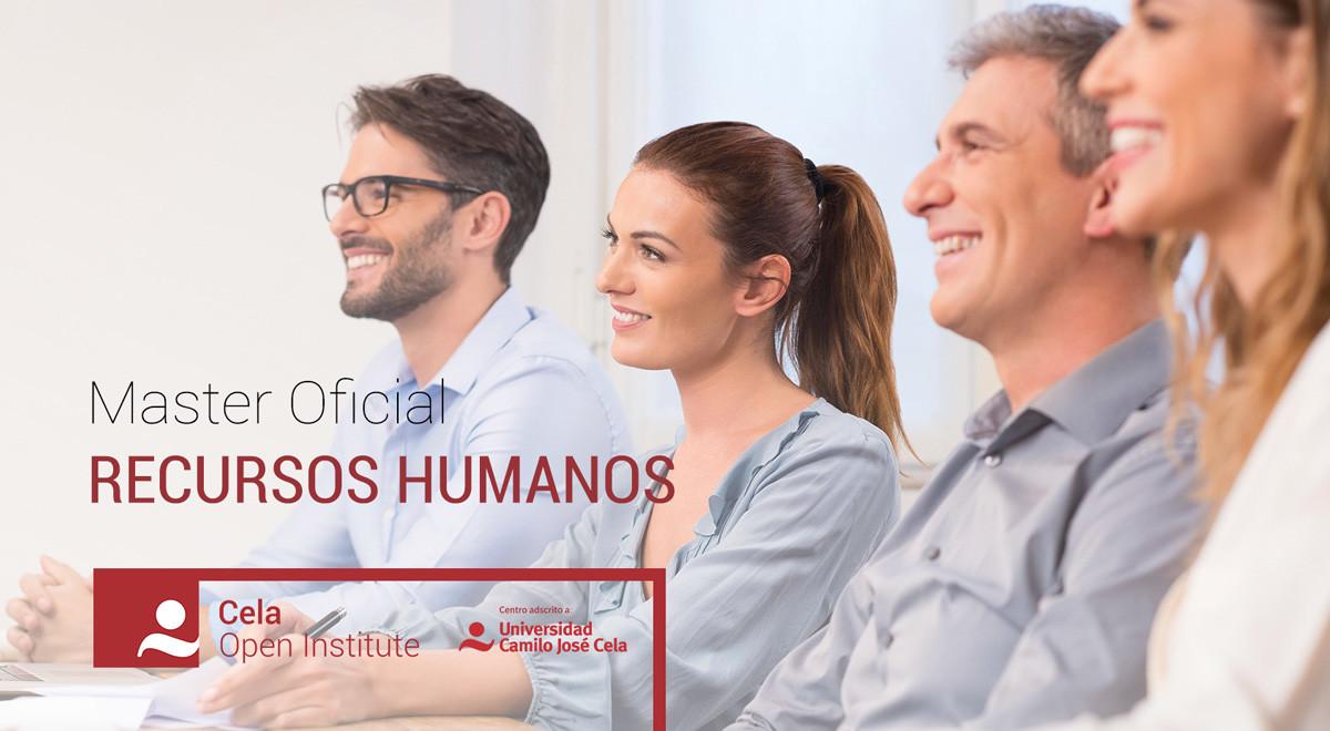 Master Universitario Oficial en Dirección de Recursos Humanos