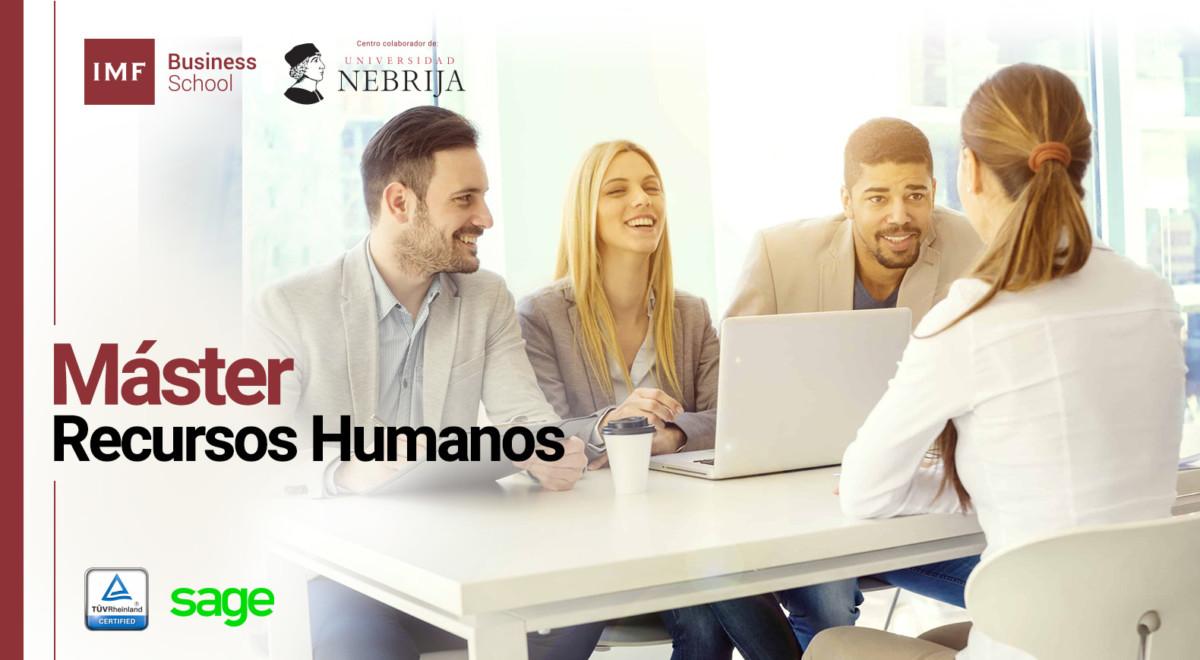 master recursos humanos imf nebrija