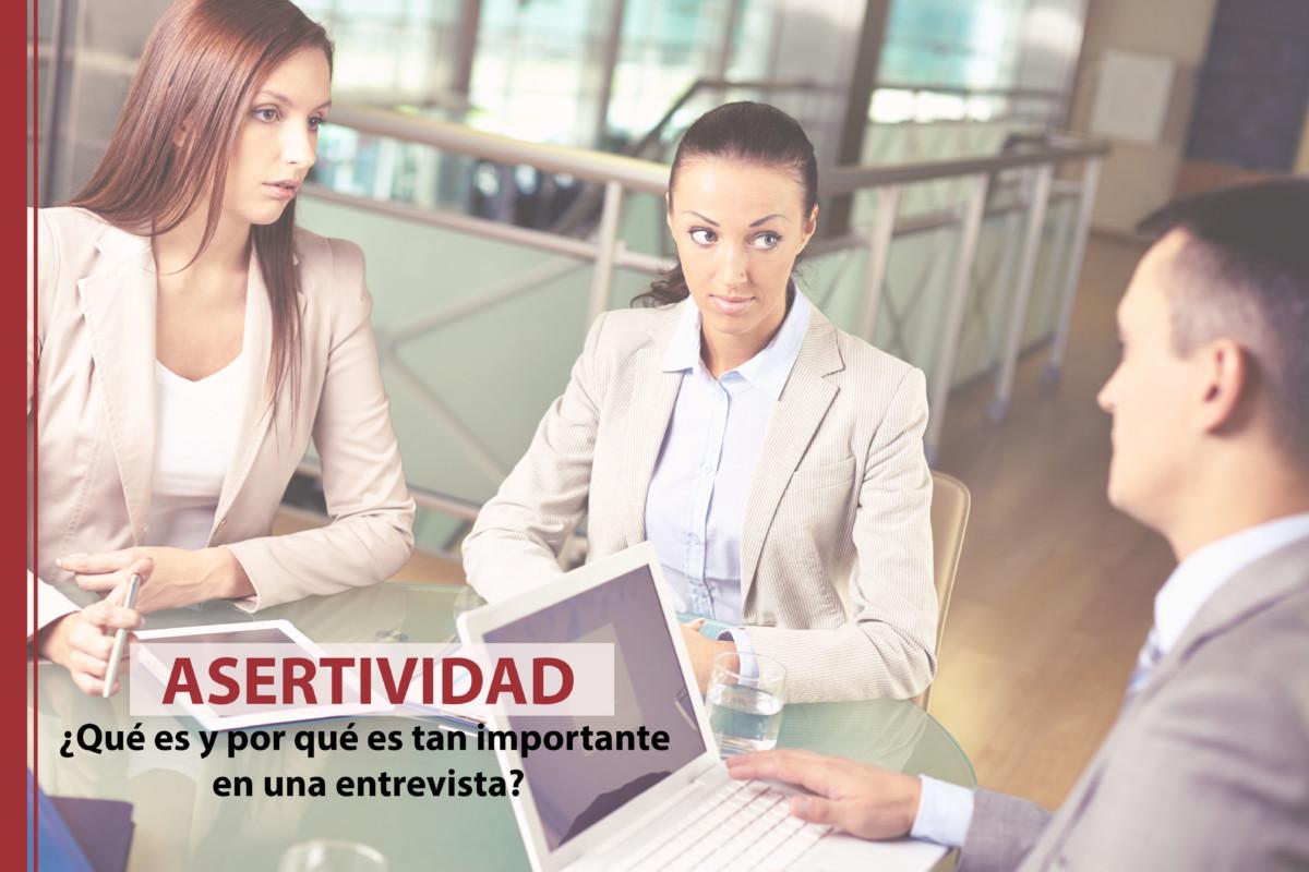 asertividad Asertividad: qué es y por qué es tan importante en una entrevista