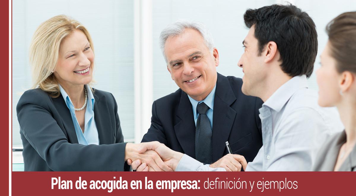 plan-de-acogida-empresa-definicion-ejemplos El plan de acogida en la empresa: definición y ejemplos