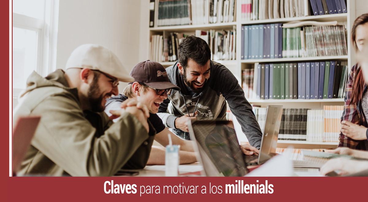 claves-para-motivacion-de-millenials Claves para la motivación de los millennials