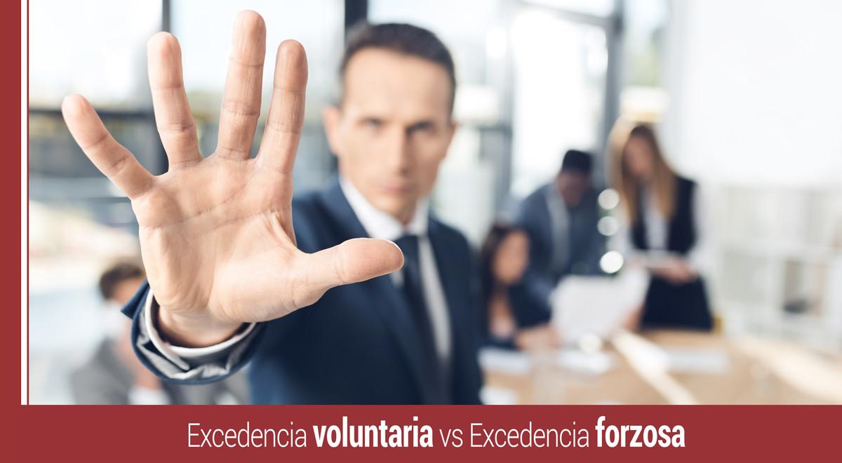 diferencias-exdecencia-voluntaria-y-forzosa Diferencias entre excedencia voluntaria y forzosa