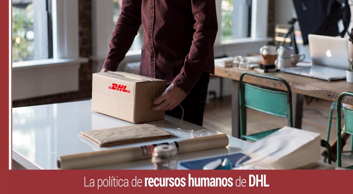 politica-recursos-humanos-dhl La política de recursos humanos de DHL