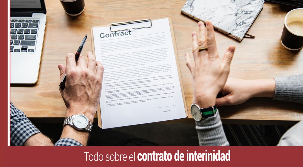 todo-contrato-interinidad Todo sobre el contrato de interinidad