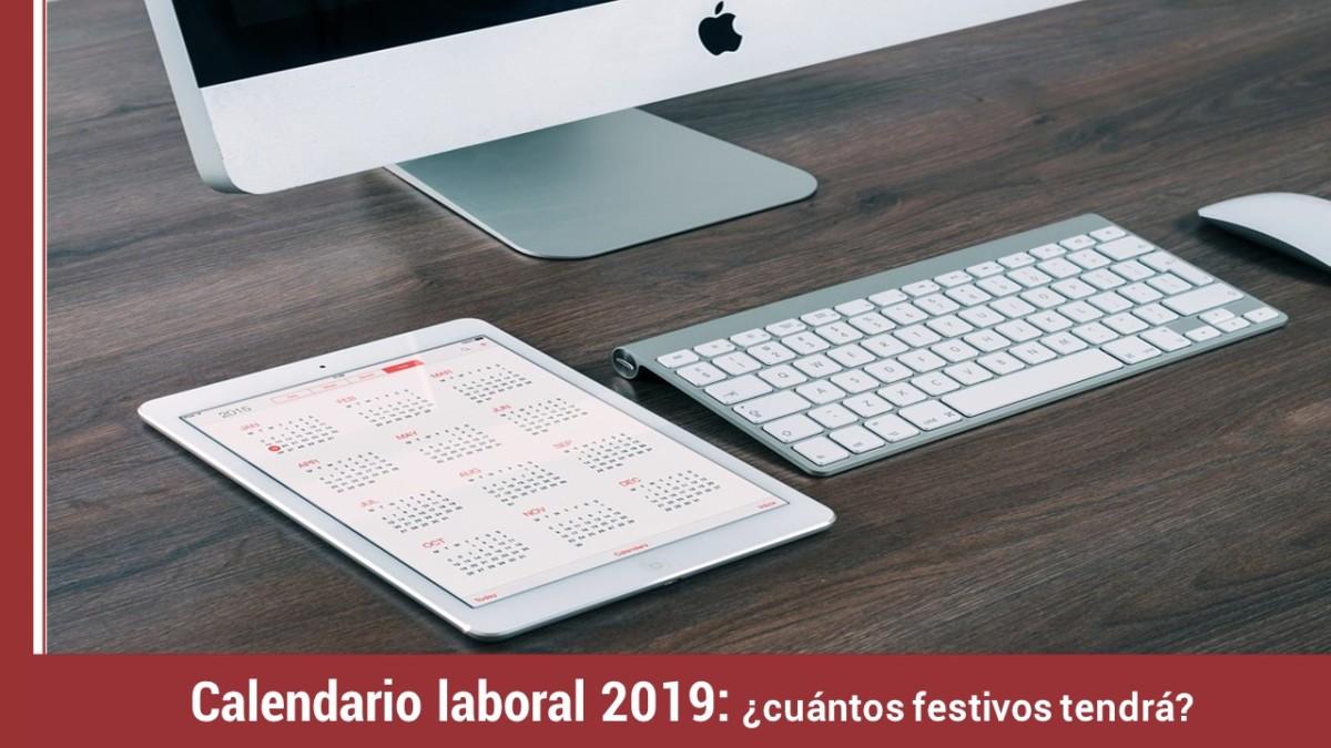 calendario-laboral-2019-1 Calendario laboral 2019: ¿cuántos festivos tendrá?