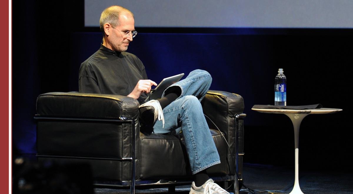 steve-jobs Steve Jobs: Un caso de liderazgo carismático