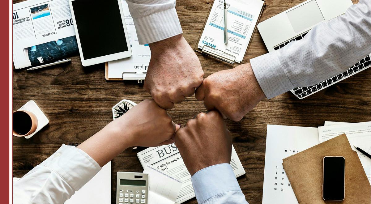 trabajo-en-equipo Cómo lograr que tu equipo de trabajo rinda al máximo