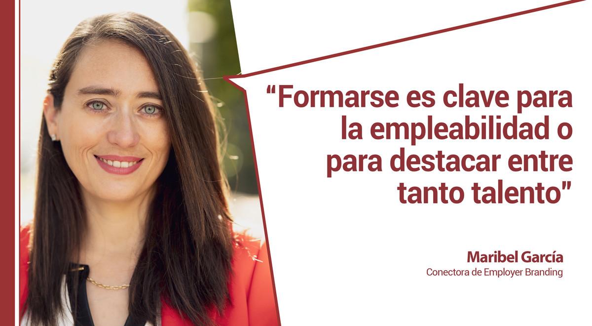 maribelgarcía Entrevistamos a Maribel García, Conectora de Employer Branding