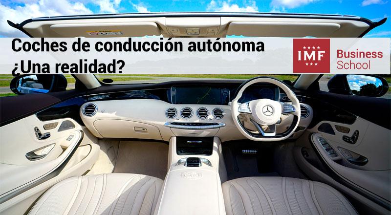 coches-autonomos Coches de conducción autónoma en España. Cuándo y cómo los usaremos
