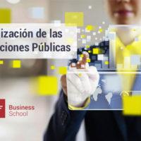 la digitalizacion de la administracion publica