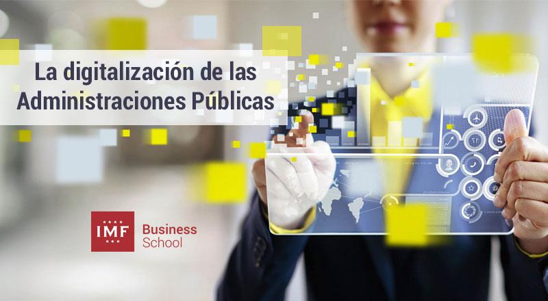 digitalizacion-administracion-publica La digitalización de la Administración Pública, el gran reto del Siglo XXI