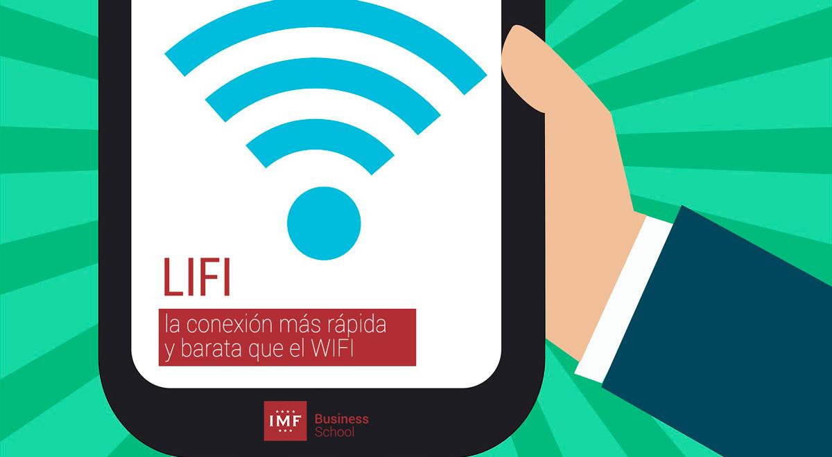 lifi-wifi LIFI: la conexión más rápida y barata que el WIFI
