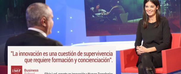 Entrevista Silvia Leal sobre Innovación y Tecnología