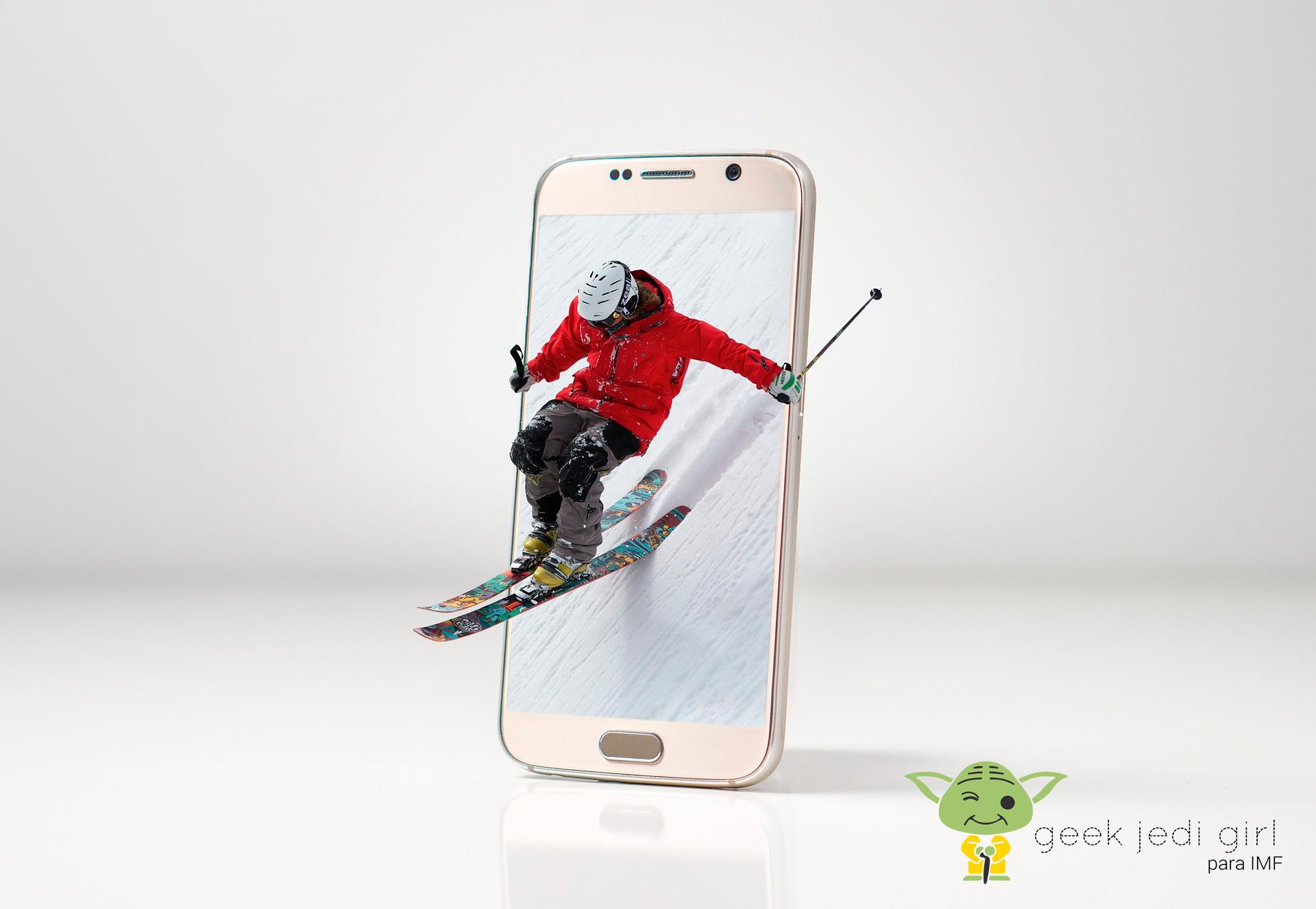 apps-esquiar Las mejores apps para esquiar