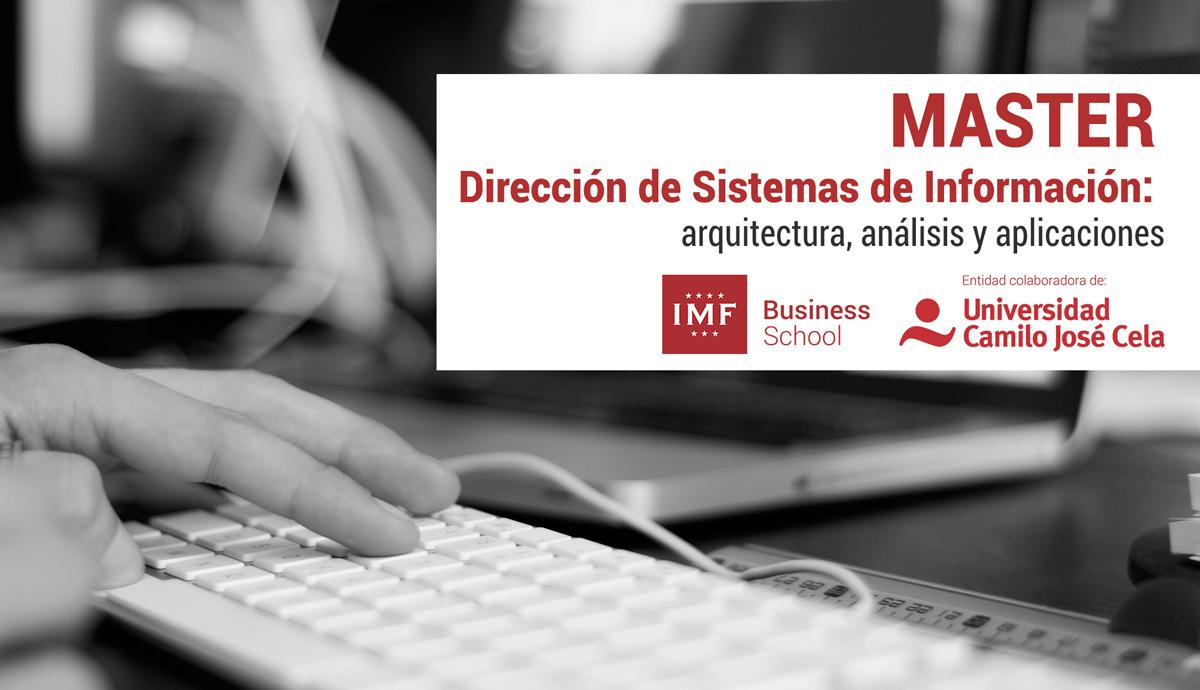Máster en Dirección de Sistemas de Información y tecnología empresarial