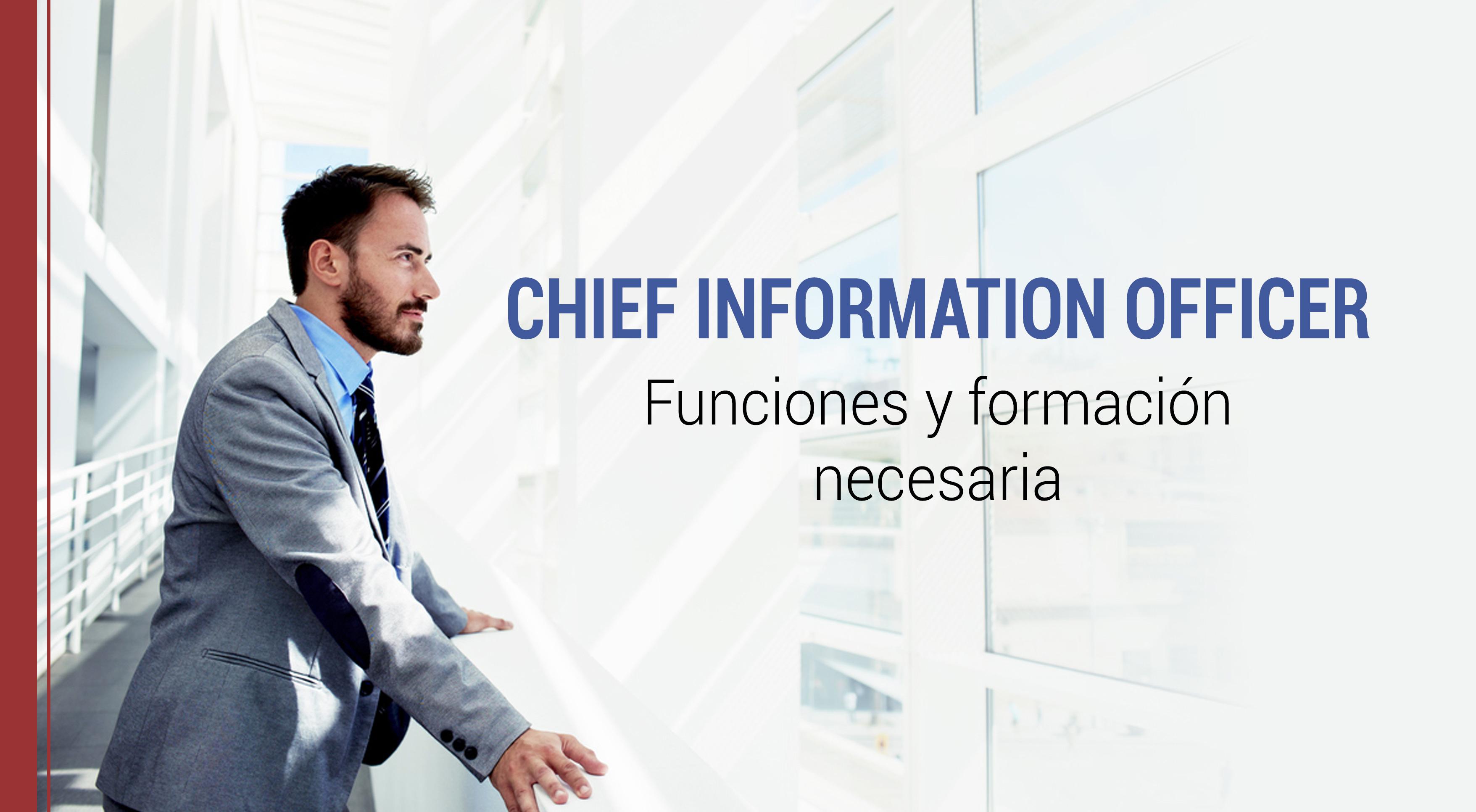director-sistemas-cio-funciones El Director de Sistemas o CIO: funciones y formación necesaria