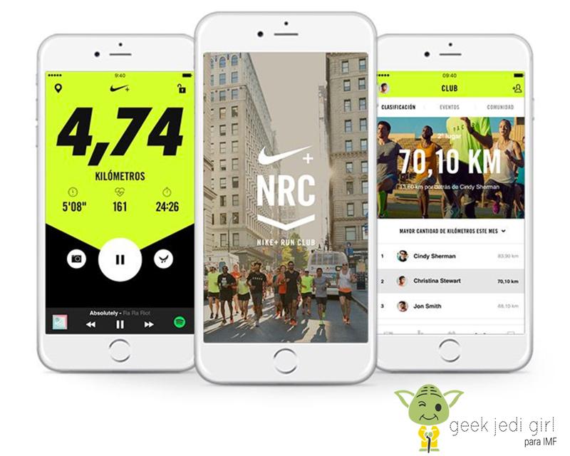 nike-run Las mejores apps de running para ponerte en forma