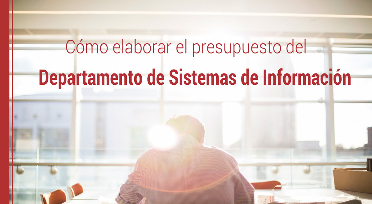 director-de-sistemas-presupuesto El Director de Sistemas y el presupuesto de sistemas de información
