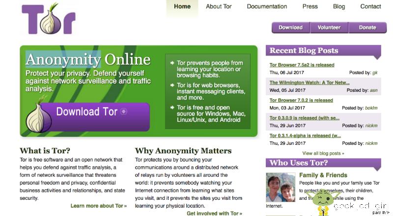 TOR ¿Qué es Tor y cuándo utilizarlo?
