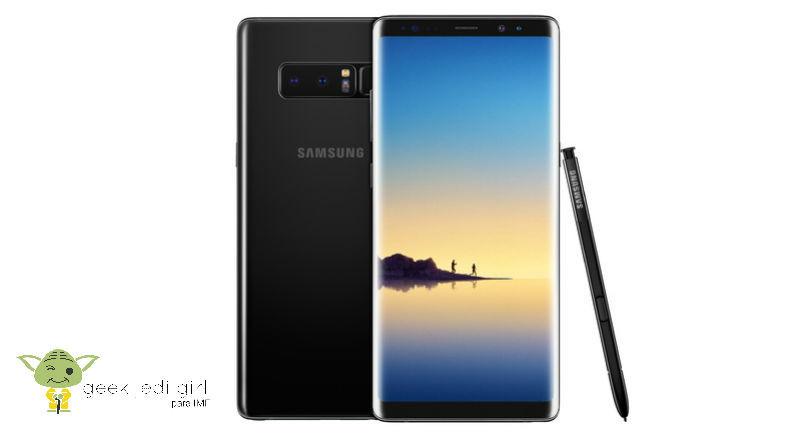 Samsung Todo lo que debes saber sobre el Samsung Galaxy Note 8