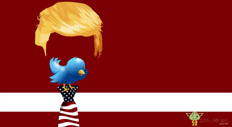Twitter-y-trump Twitter en la era de Trump