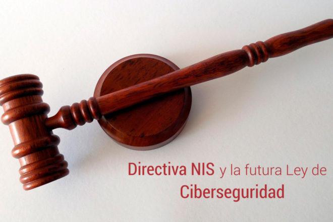 ley de ciberseguridad y directiva nis