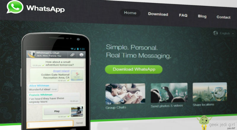 whatsapp-web Whatsapp en tu pc: cómo utilizarlo