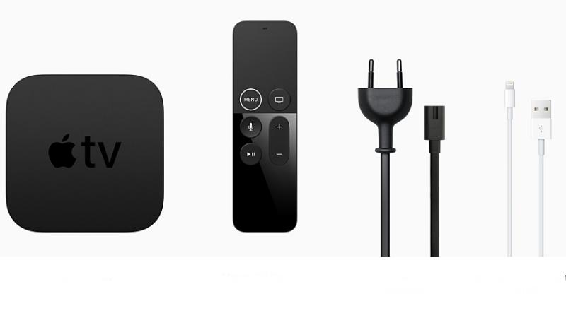 Apple-TV Regalos tecnológicos más allá de los smartphones