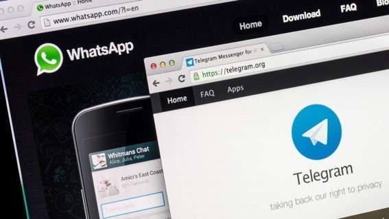 imagen1-1 Telegram un día de baja de la Apple Store por problemas de seguridad