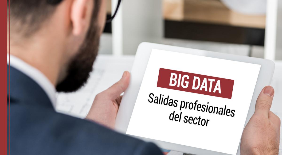 big-data-salidas-profesionales Big Data: Las principales salidas profesionales del sector