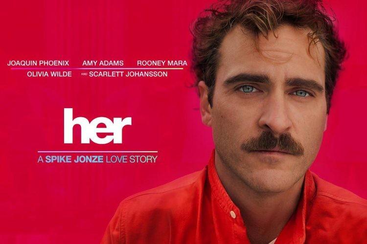 her-movie-poster 10 películas sobre informática que no te debes perder