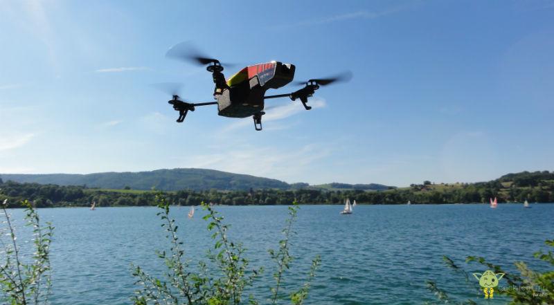 drones La circulación de drones y su nueva legislación