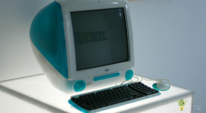 google-iMac1998 Breve historia del Macintosh
