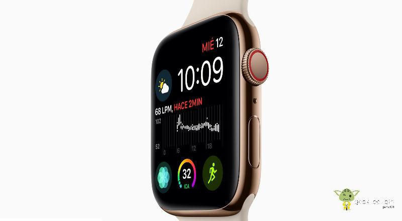 Apple-Watch Ya están aquí los nuevos iPhone y Apple Watch Series 4