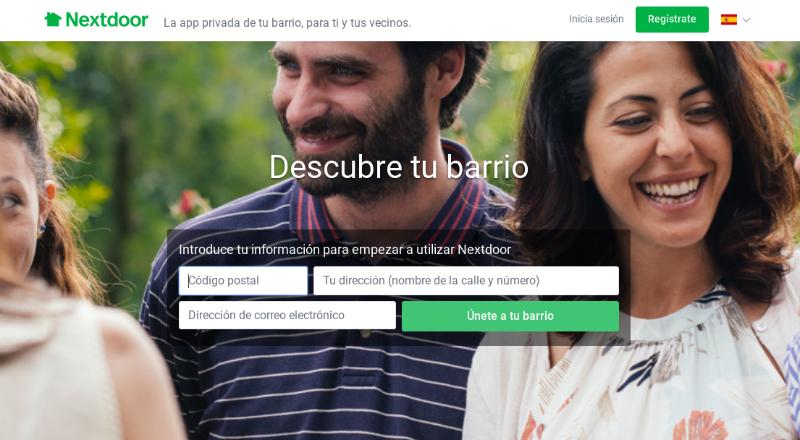 Nextdoor Nextdoor, la red social con la que relacionarte con tus vecinos