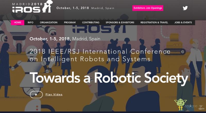 robotica-800x440 Madrid, capital mundial de la robótica