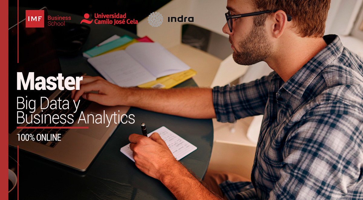 Master en Big Data y Business Analytics