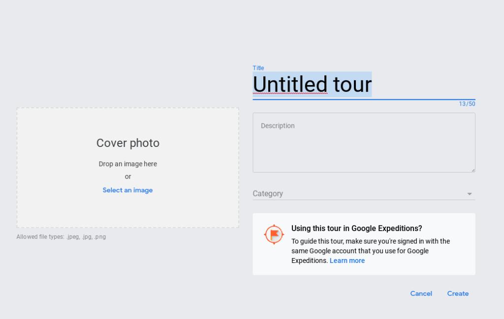 GoogleTourcreator1-1024x649 Google Tour Creator: cómo hacer tus propias imágenes 360