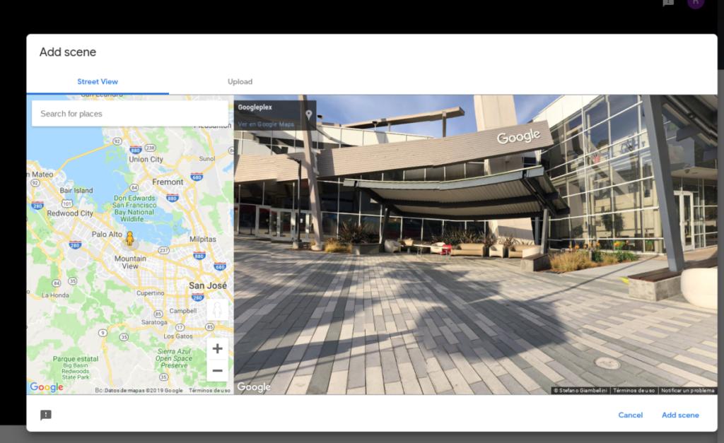 GoogleTourcreator2-1024x627 Google Tour Creator: cómo hacer tus propias imágenes 360