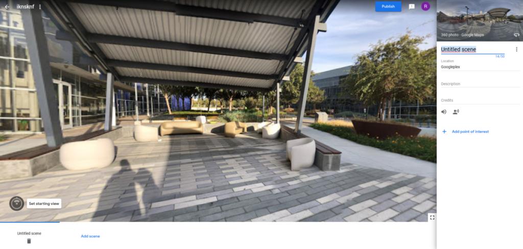 GoogleTourcreator3-1024x487 Google Tour Creator: cómo hacer tus propias imágenes 360