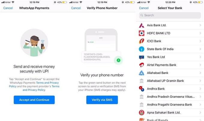 pantallaz Poder pagar a través de WhatsApp será posible muy pronto