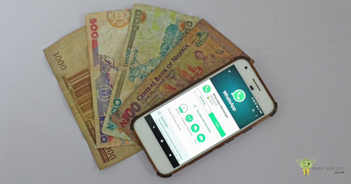 whatsapp Poder pagar a través de WhatsApp será posible muy pronto