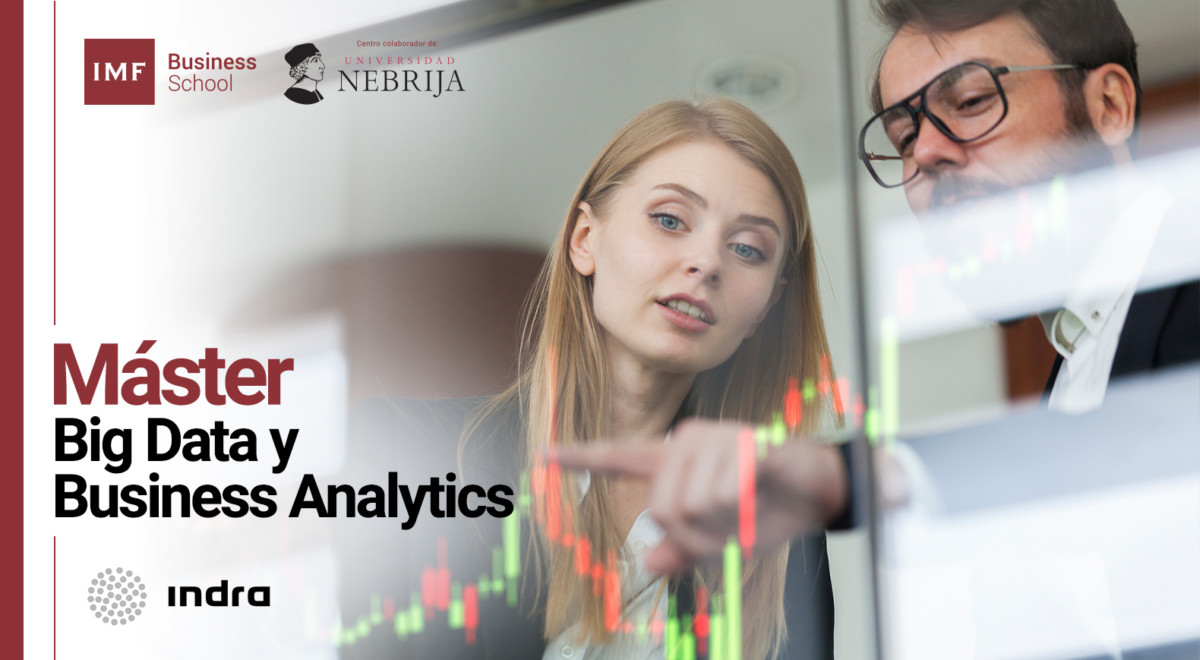 big data y business analytics imf nebrija